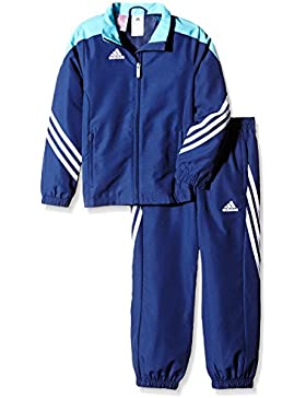 adidas Sere14 Pre Su Y Sudadera, Niños, Azul Marino/Azul/Blanco, 140