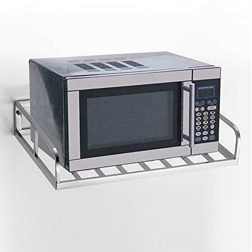 Einschichtige Mikrowellenregale - Wandregal aus Edelstahl YAWJ
