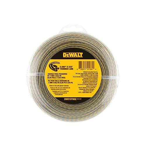 Dewalt DT20651-QZ Profi-Trimmerfaden Länge: 68,6 m Ø 2,0 mm für DCM563 und DCM571