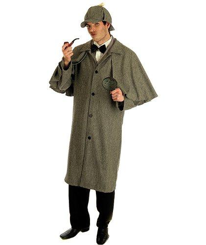 Fun Shack Sherlock Holmes - Kostüm Für Erwachsene - ()