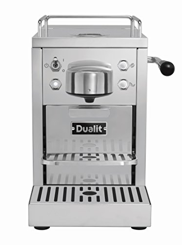A photograph of Dualit Nespresso Classic