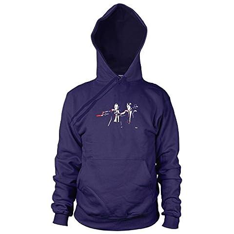 Dixon Fiction - Herren Hooded Sweater, Größe: XXL,