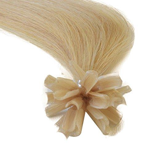 Verklebt Haarverlängerung (happyqueen Haarverlängerung, 16