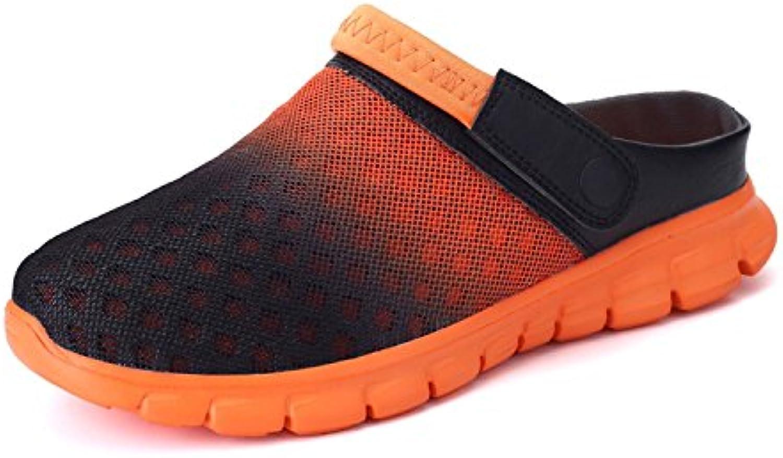 Auspiciousi Sandalias de Verano para Hombres Malla de Malla Transpirable Sandalias de Verano para Hombres de Playa