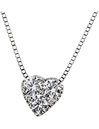 goldmaid Femme  14carats (585/1000)  Or blanc #Gold Balle   Blanc Diamant FINENECKLACEBRACELETANKLET