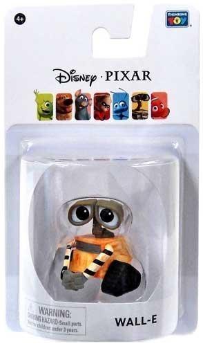 Disney / Pixar Wall-E 2 Inch Mini Figure Wall-E by Finding...