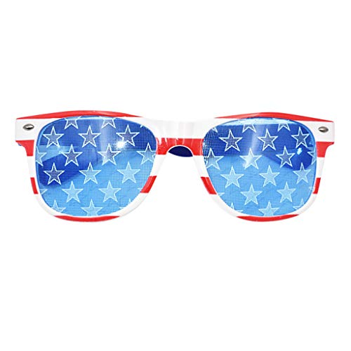 SANFASHION Unisex Damen Herren Lustige verrückte Kostüm Brille Neuheit Kostüm Party Sonnenbrillen Zubehör ()