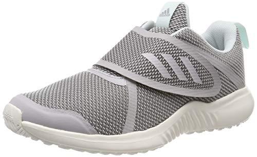 adidas Unisex-Kinder Fortarun X Cf K Laufschuhe Grau (Grey Two F17/Grey Four F17/Ice Mint), 31 EU -