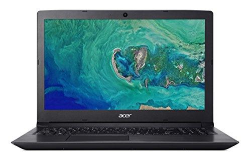 Acer Aspire A315 Ryzen 15.6 inch HDD Black