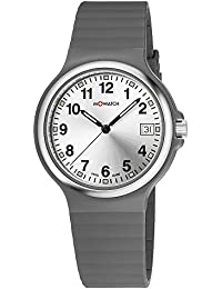 M-WATCH Maxi 38 Analog Silver Dial Men's Watch-WYM.35280.RH