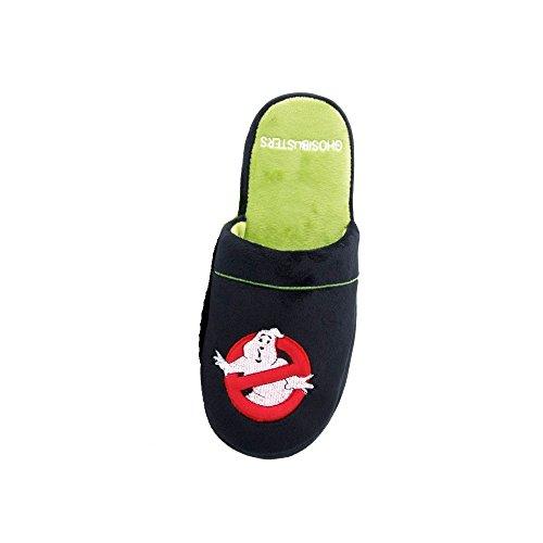 Ghostbusters - Film Logo Mule Scarpe Basse - Nero (nero), Uomo, L, Nero