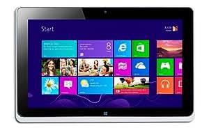 Acer Iconia W510 10.1-inch Tablet PC with Keyboard Dock (Silver) - (Intel Atom Z2760 1.8GHz, 2GB RAM, 32GB eMMC, WLAN, BT, Webcam, Windows 8.1)