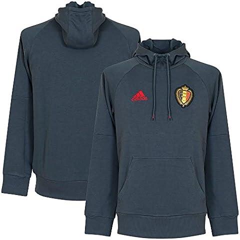 Sweat Training Adidas - Adidas Veste à capuche RBFA Belgique pour