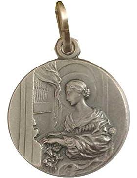 Medaille von St. Cecilia – 925 S