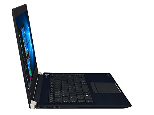 Toshiba Port  g   X30-D-10M 2 5GHz i5-7200U 13 3  1920 x 1080pixels Touchscreen Blue Notebook
