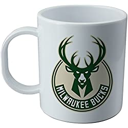 Taza y pegatinas de Milwaukee Bucks - NBA