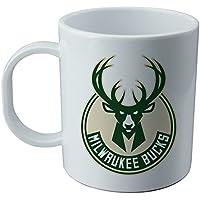 Milwaukee Bucks - NBA Becher und Auffkleber