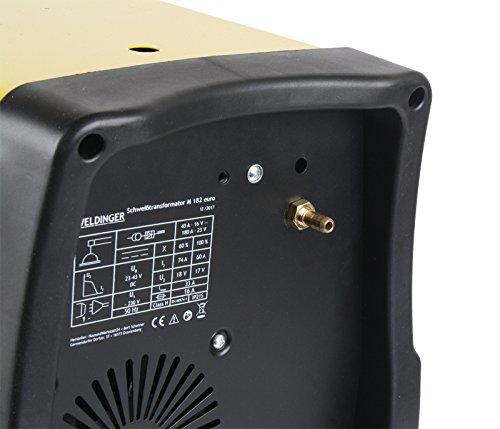 WELDINGER MIG /MAG-Schutzgasschweißgerät M 182 eco - 4