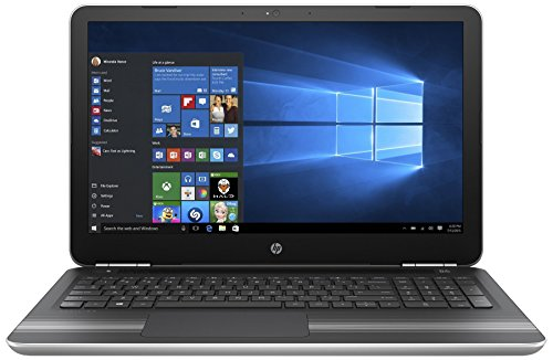 HP 15-AU624TX 2017 15.6-inch Laptop (Core i5/4GB/1TB/Windows 10 Home/Integrated Graphics),...