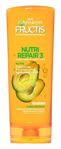 L'Oréal Paris Garnier Fructis Nutri Repair Shampoo Conditioner Nutri Repair 250 ml - Shea-butter-formel