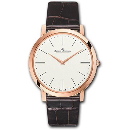 jaeger-lecoultre-mens-master-39mm-brown-leather-band-steel-case-mechanical-white-dial-watch-q1292520