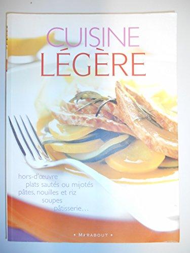 Cuisine légère / Collectif / Réf25378
