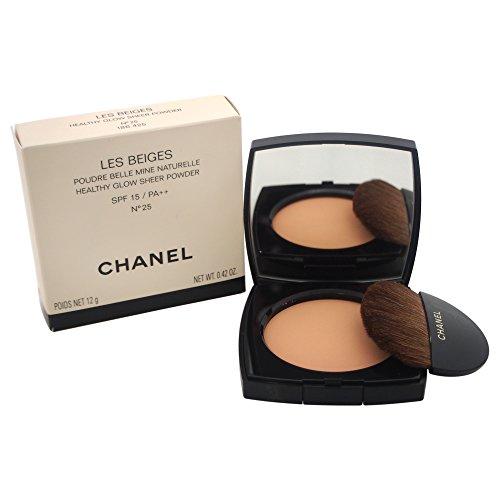 Chanel les beiges Puder 25, 12 g - Damen