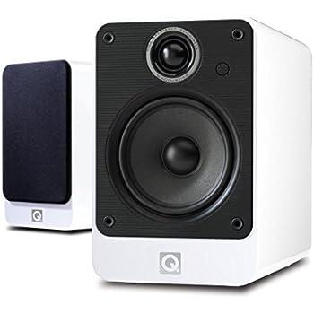 Q Acoustics 2020i Bookshelf Speakers (Pair) (Gloss White)
