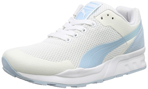 Puma XT 0 Filtered, Women's Training Running, Multicolor (Gray/Cool Blue/White), 6 UK (39 EU)