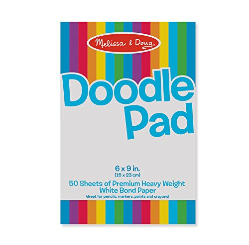 Melissa and Doug Doodle Pad (6-inch x 9-inch)