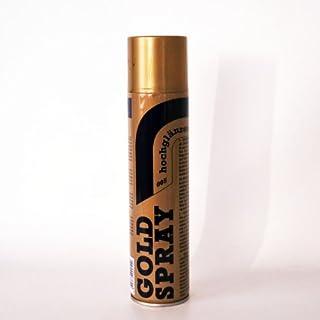 Goldspray, hochglänzend, Profi-Acryllack, 400ml