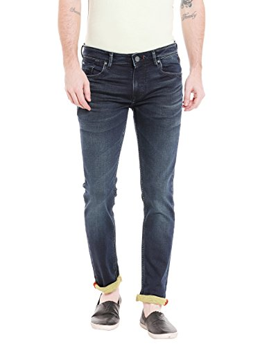 KILLER Men's Skinny Fit Jeans (E-9546 CRUIZER SKFT HZEIND_Blue_36W x 34L)  available at amazon for Rs.1979