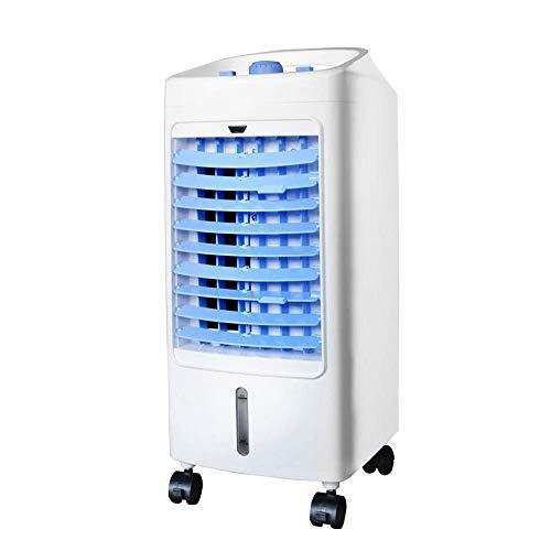 ZXIU Ventilateur Domestique Climatiseur Mobile Climatiseur Silencieux Domestique à économie d'énergie