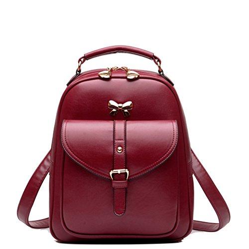 ragazze school bag/Accademia vento Zaino Butterfly/ bella campus/Borsa da viaggio-D B