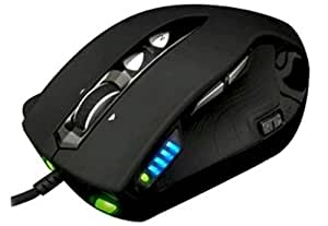 Cyber Snipa Silencer Customisable Laser Gaming Mouse (PC)