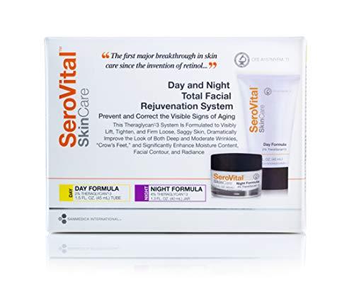 Serovital Day & Night Total Facial Rejuvenation System