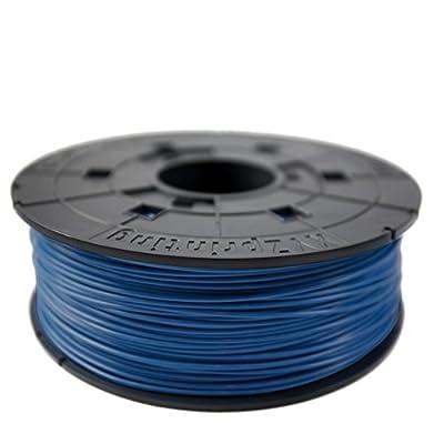 XYZprinting RF10XXEUZYC ABS Filament Patrone für 3D-Drucker 600 g Stahl blau