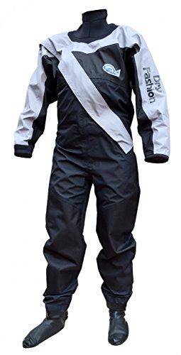 Dry Fashion Trockenanzug Profi Sailing Regatta schwarz/grau, Größe:164