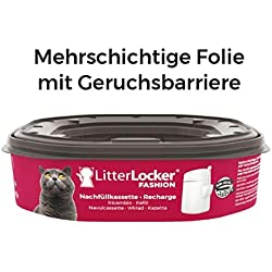 LitterLocker Fashion 10400 Seau de litière pour Chat