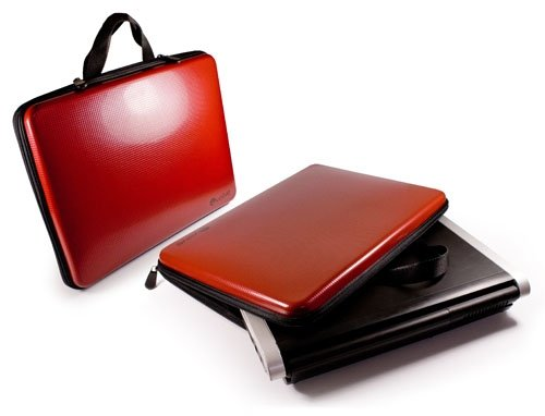 Unbekannt E-volve Tuff-Shell Case for Notebook/Laptop / Netbook Bag - in Size: 15/15.4 inch / 15.4