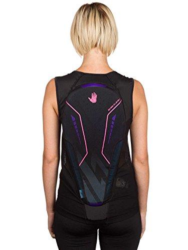 Body Glove Damen Rückenprotektor schwarz L