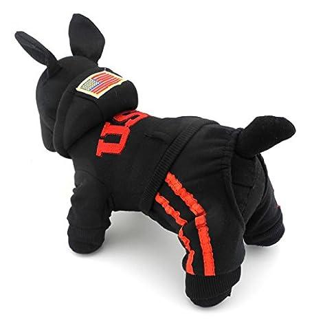 Costumes Pour Animaux Pour Les Grands Chiens - Pour Animal domestique Chat Chien Manteau Pull
