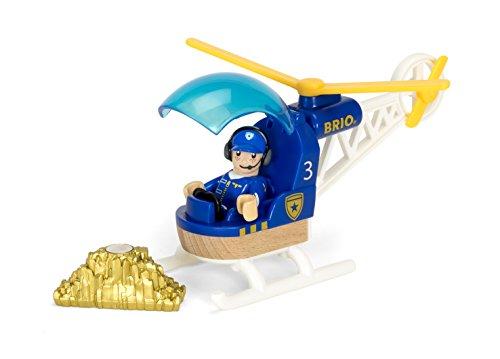 Brio - 33828 - Helicoptere de Police