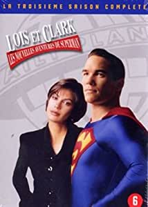 Lois & Clark : L'intégrale saison 3 - Coffret 6 DVD  [Import belge]