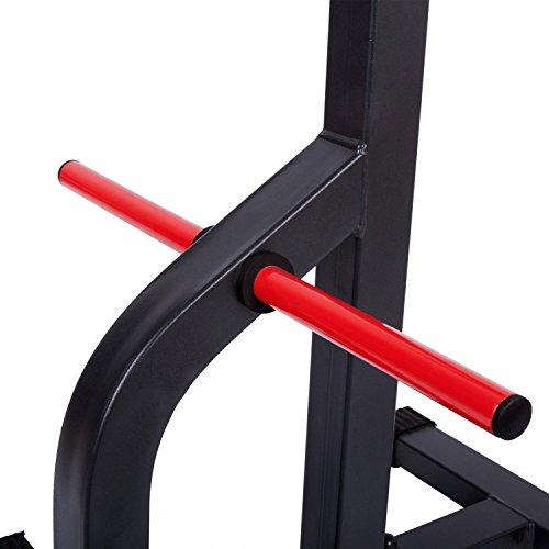 Hantelablage MS-S108 von MArbo Sport verstellbar -