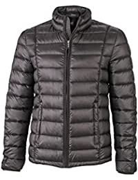 James & Nicholson Herren Jacke Daunenjacke Men's Quilted Down Jacket