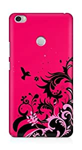 Amez designer printed 3d premium high quality back case cover for Xiaomi Mi Max (Abstract Colorful 14)