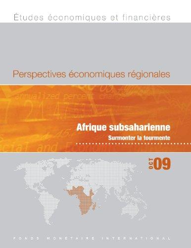 Regional Economic Outlook, October 2009: Sub-Saharan Africa - Weathering the Storm