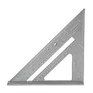 multiware 7 querre de menuisier aluminium mesure angle querre triangle bricolage. Black Bedroom Furniture Sets. Home Design Ideas