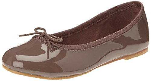 Bloch Cha Cha, Ballerines fille Marron (Taupe)